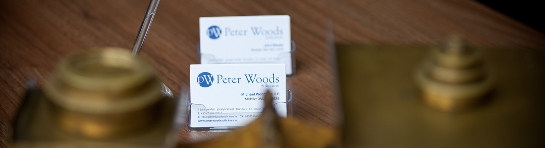 Dundalk law firm Peter Woods Solicitors